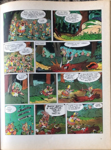Extrait de Astérix (en italien) -4a74- Asterix Gladiatore