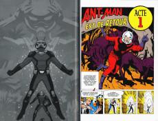 Extrait de Ant-Man -HS2- Ant-man et la guêpe