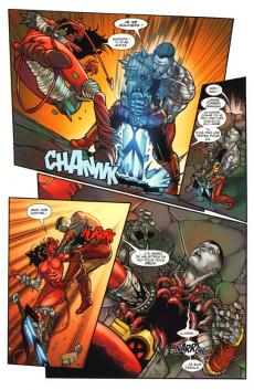 Extrait de X-Men (Marvel Deluxe) - Secret Wars