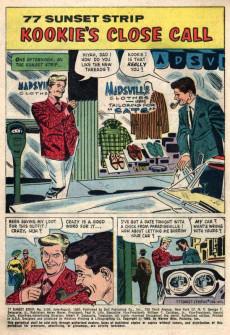 Extrait de Four Color Comics (Dell - 1942) -1106- 77 Sunset Strip