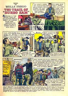 Extrait de Four Color Comics (Dell - 1942) -1113- Tales of Wells Fargo
