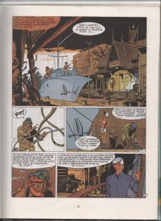 Extrait de Bernard Prince -3c1978- La frontière de l'enfer