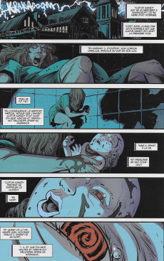 Extrait de Venom (2e série - 2019)  -5- Naissances