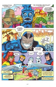 Extrait de Les décennies Marvel -5- Les années 80 : l'univers marvel evolue