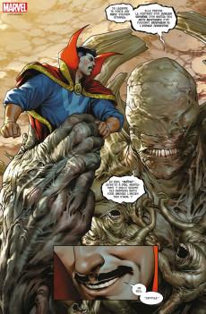 Extrait de Doctor Strange (100% Marvel - 2019) -1- Sorcier suprême de la galaxie