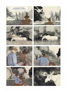 Extrait de Tom Thomson, esquisses d'un printemps