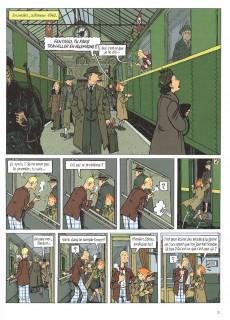 Extrait de Spirou et Fantasio (Une aventure de.../Le Spirou de...) -15- L'espoir malgré tout - Deuxième partie