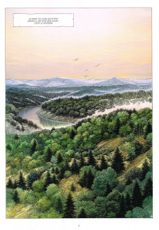 Extrait de John Tanner -1- Le captif du peuple des Mille Lacs