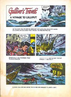 Extrait de Dell Junior Treasury (1955 - 1957) -3- Gulliver's Travels