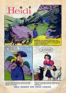 Extrait de Dell Junior Treasury (1955 - 1957) -6- Heidi