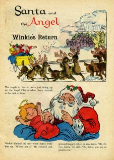 Extrait de Dell Junior Treasury (1955 - 1957) -7- Santa and the Angel: Winkie's Return