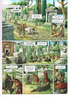 Extrait de Alix Senator -9TL- Les Spectres de Rome