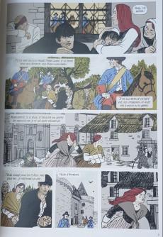 Extrait de Brigande ! - Marion du Faouët - Vie, amours et mort