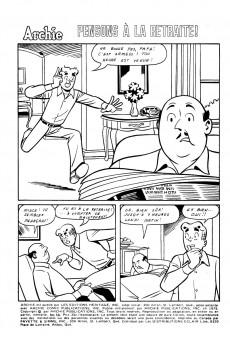 Extrait de Archie (1ère série) (Éditions Héritage) -58- Pensons à la retraite !