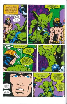 Extrait de Conan le barbare : l'intégrale -1- 1970-1971
