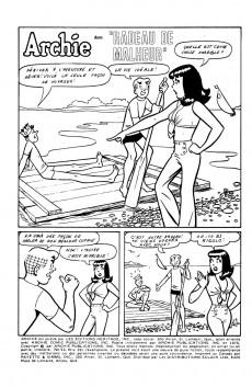 Extrait de Archie (1ère série) (Éditions Héritage) -53- Radeau de malheur