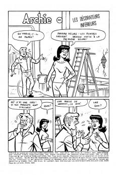 Extrait de Archie (1ère série) (Éditions Héritage) -66- Les décorateurs inférieurs
