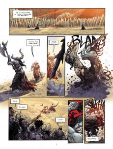 Extrait de La pierre du chaos -1- Le Sang des ruines