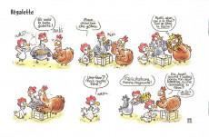 Extrait de Mini-récits et stripbooks Spirou -MR4235- Poulettes