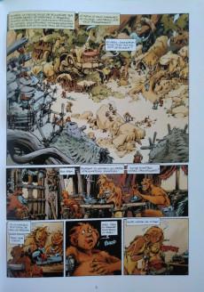 Extrait de Trolls de Troy -5b2011- Les Maléfices de la Thaumaturge