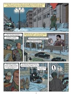 Extrait de Lefranc - La Collection (Hachette) -24- L'enfant Staline