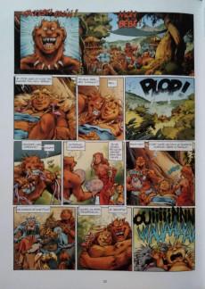 Extrait de Trolls de Troy -7c2009- Plume de sage