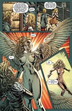 Extrait de Unholy -1- Issue 1