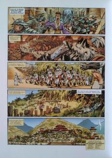 Extrait de Trolls de Troy -9a2011- Les prisonniers du Darshan (I)