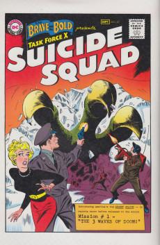 Extrait de Suicide Squad: The Silver Age (2018) -1- Suicide Squad: The Silver Age #1