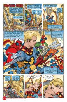 Extrait de Marvel Comics -VC- Marvel Comics #1000