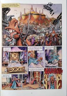 Extrait de Trolls de Troy -11a2012- Trollympiades
