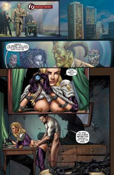 Extrait de Unholy -2- Issue 2