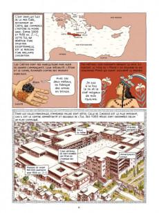 Extrait de L'histoire du monde en BD (Joly/Olivier) -3- L'histoire du monde en BD - La Grèce antique
