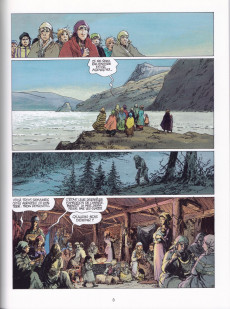 Extrait de Thorgal -20c2010- La Marque des Bannis