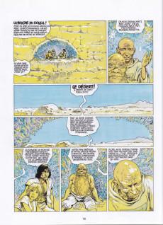 Extrait de Thorgal -13c2005- Entre Terre et Lumière