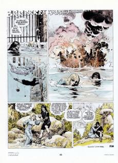 Extrait de Thorgal -3e2001- Les 3 Vieillards du Pays d'Aran