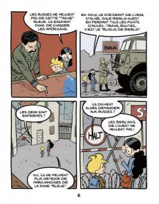 Extrait de Le fil de l'Histoire (raconté par Ariane & Nino) - Le mur de Berlin (Au cœur de la guerre froide)