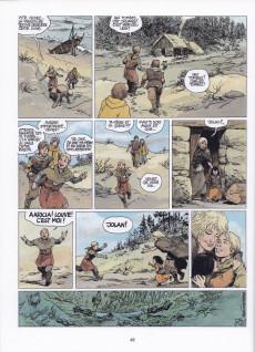 Extrait de Thorgal -21c2010- La Couronne d'Ogotaï