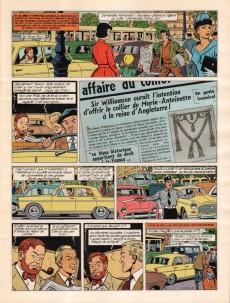 Extrait de Blake et Mortimer (Publicitaire) -10Esso- L'affaire du collier