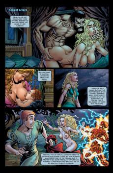Extrait de Unholy -4- Issue 4