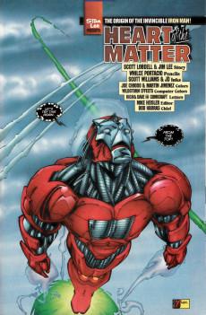 Extrait de Iron Man Vol.2 (Marvel Comics - 1996) -1VC- Heart of the matter