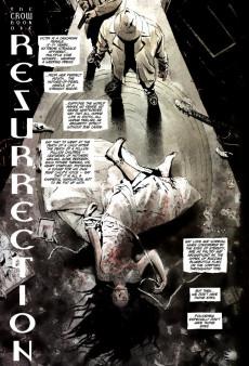 Extrait de The crow (1999) -1VC- Resurrection