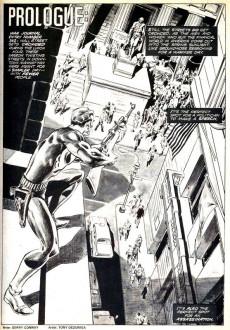 Extrait de Marvel Preview (Marvel comics - 1975) -2- Death sentence