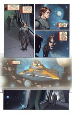 Extrait de Star Wars - L'ère de la République -1- Les Héros