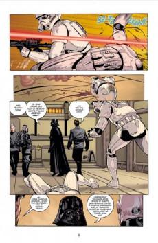Extrait de Star Wars - Dark Vador -INT02- Intégrale II