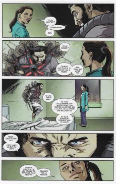 Extrait de Wolverine (Marvel France 5e série) (2019) -6- Le retour de wolverine (2)