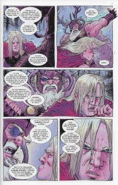 Extrait de Avengers (Marvel France - 2019) -8- Escapade