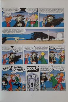 Extrait de Spirou et Fantasio -27a2004- L'Ankou