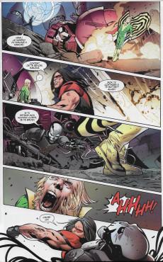 Extrait de X-Men Extra (2e série) -5- Le gibier