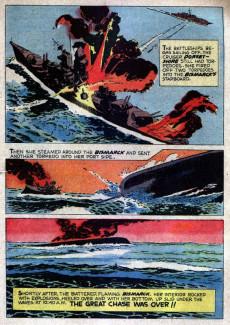 Extrait de Combat (1961) -1- Get the Bismarck